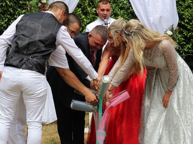 Le mariage de David et Claudine à Saint-Côme, Gironde 6