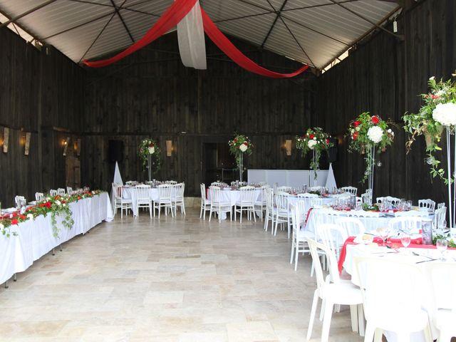 Le mariage de David et Claudine à Saint-Côme, Gironde 13