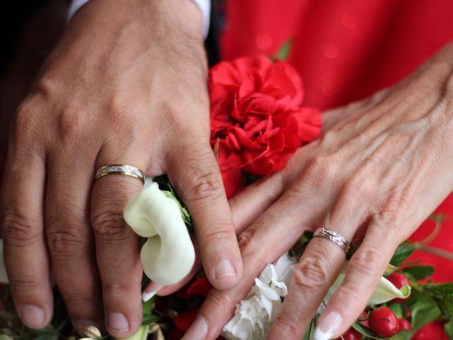 Le mariage de David et Claudine à Saint-Côme, Gironde 15
