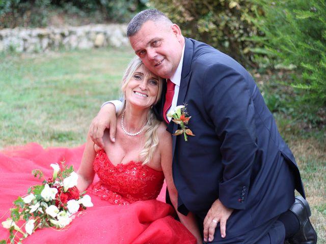 Le mariage de David et Claudine à Saint-Côme, Gironde 18