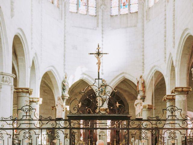 Le mariage de Benedict et Anaïs à Thorigny-sur-Oreuse, Yonne 6