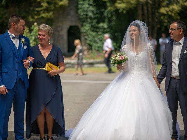 Le mariage de François et Elodie à Blanquefort, Gironde 24