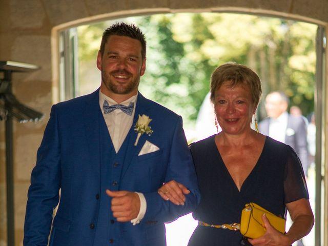Le mariage de François et Elodie à Blanquefort, Gironde 25