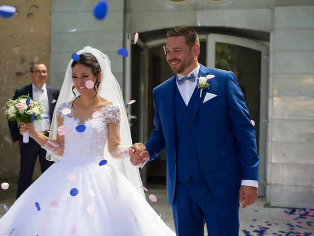 Le mariage de François et Elodie à Blanquefort, Gironde 27