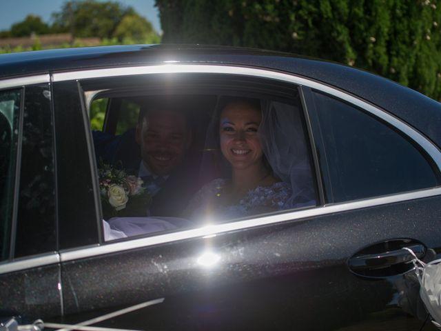 Le mariage de François et Elodie à Blanquefort, Gironde 31