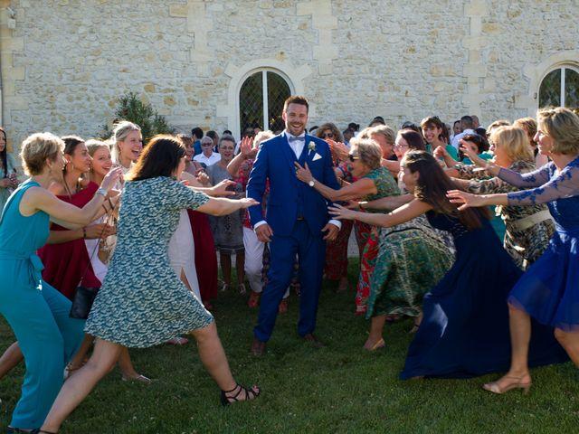 Le mariage de François et Elodie à Blanquefort, Gironde 36