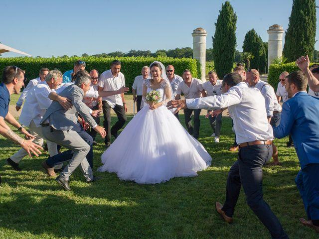 Le mariage de François et Elodie à Blanquefort, Gironde 37
