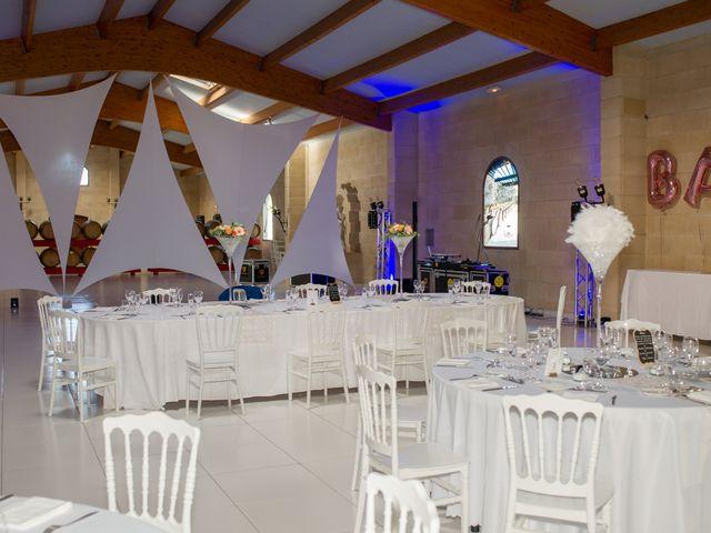 Le mariage de François et Elodie à Blanquefort, Gironde 41