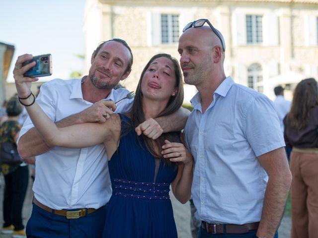 Le mariage de François et Elodie à Blanquefort, Gironde 42