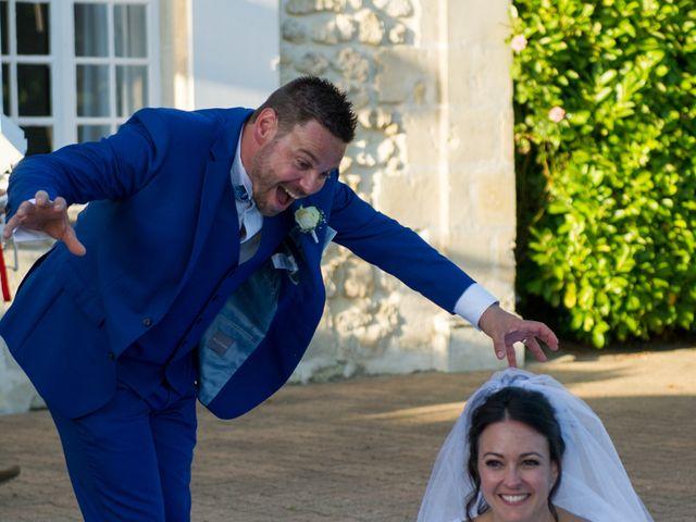 Le mariage de François et Elodie à Blanquefort, Gironde 44
