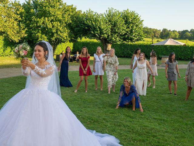 Le mariage de François et Elodie à Blanquefort, Gironde 45