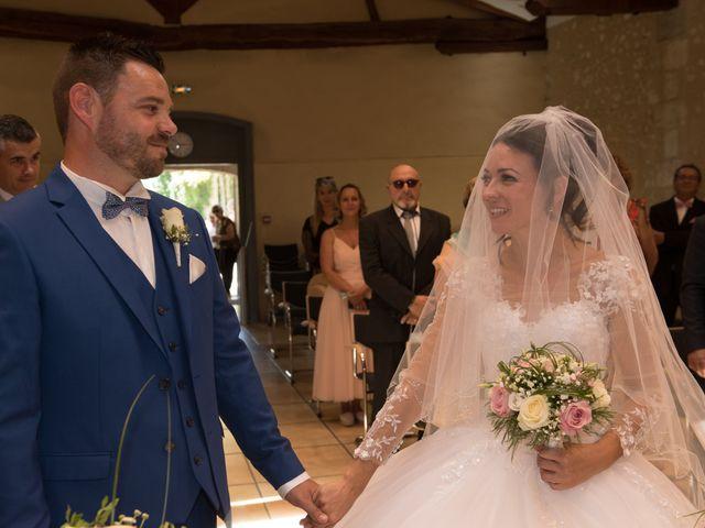 Le mariage de François et Elodie à Blanquefort, Gironde 58