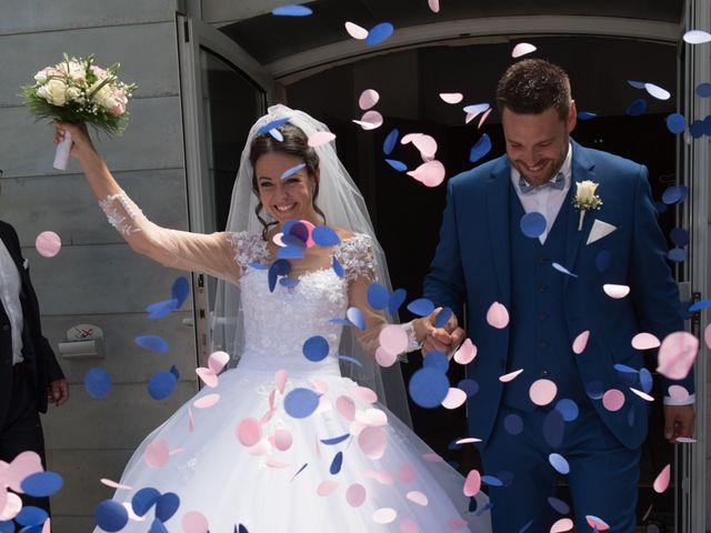 Le mariage de François et Elodie à Blanquefort, Gironde 60