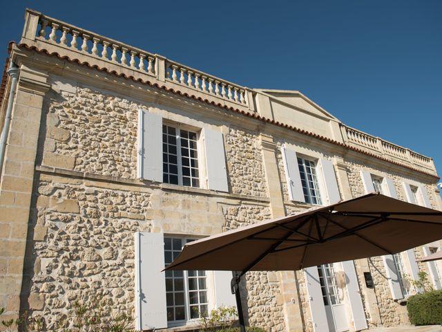 Le mariage de François et Elodie à Blanquefort, Gironde 72