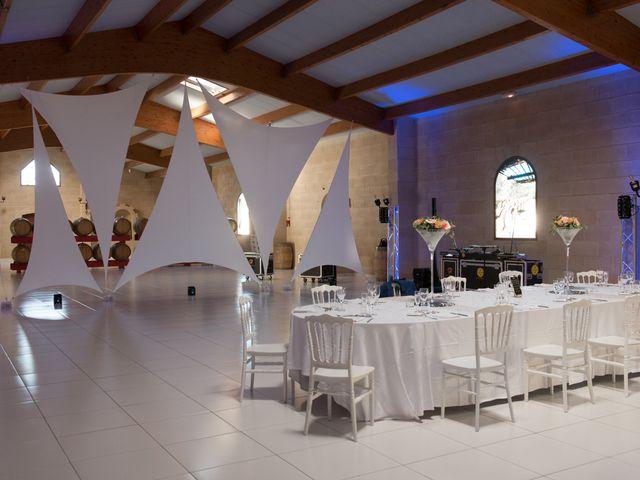 Le mariage de François et Elodie à Blanquefort, Gironde 76