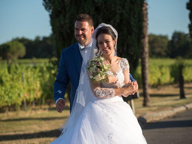 Le mariage de François et Elodie à Blanquefort, Gironde 83