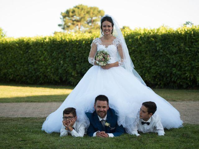 Le mariage de François et Elodie à Blanquefort, Gironde 88