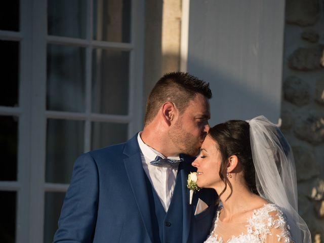 Le mariage de François et Elodie à Blanquefort, Gironde 89