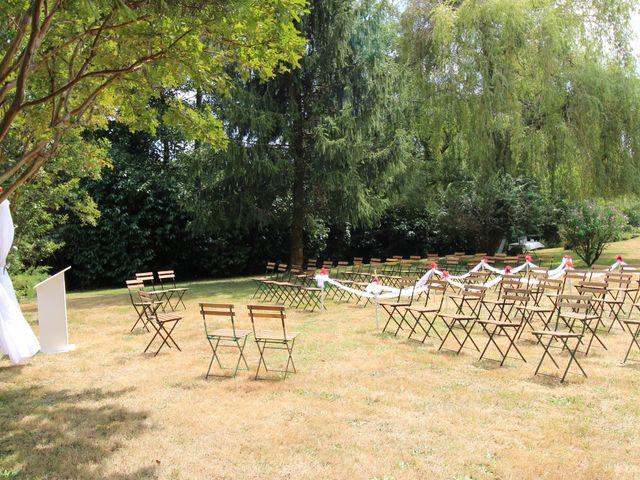 Le mariage de David et Claudine à Saint-Côme, Gironde 22