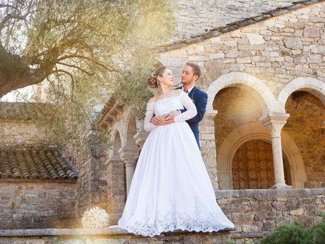 Le mariage de Timothé et Marie à Nîmes, Gard 8