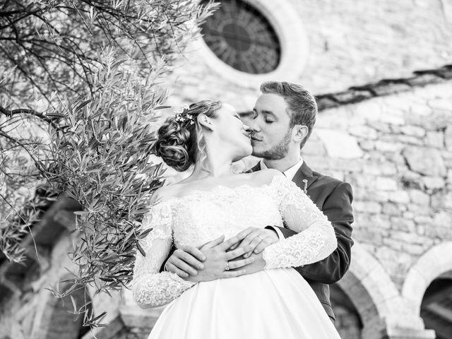 Le mariage de Timothé et Marie à Nîmes, Gard 9