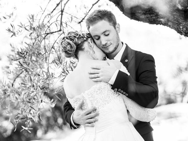 Le mariage de Timothé et Marie à Nîmes, Gard 14