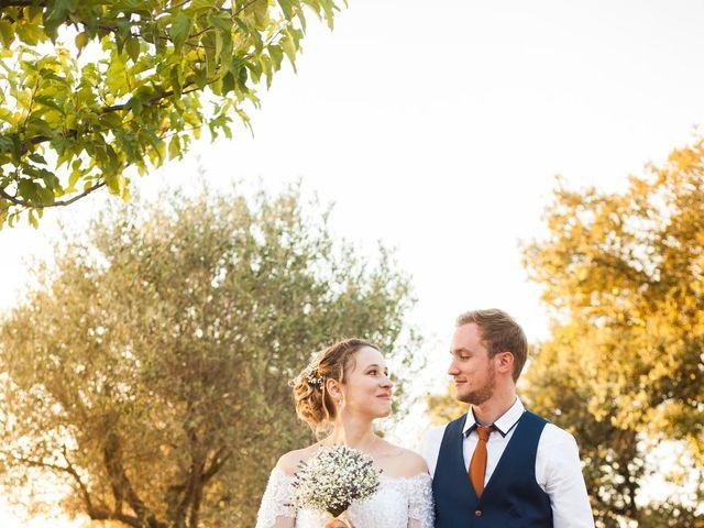 Le mariage de Timothé et Marie à Nîmes, Gard 43