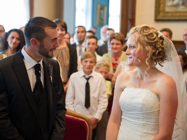 Le mariage de Charlène et Grégory à Chauvigny, Vienne 11