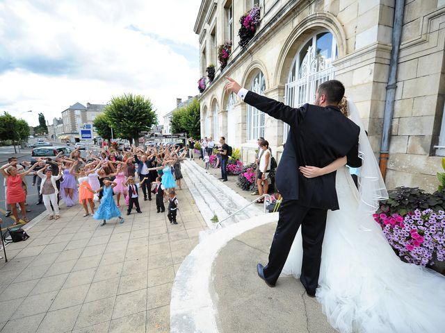 Le mariage de Charlène et Grégory à Chauvigny, Vienne 13