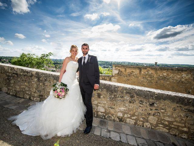 Le mariage de Charlène et Grégory à Chauvigny, Vienne 20
