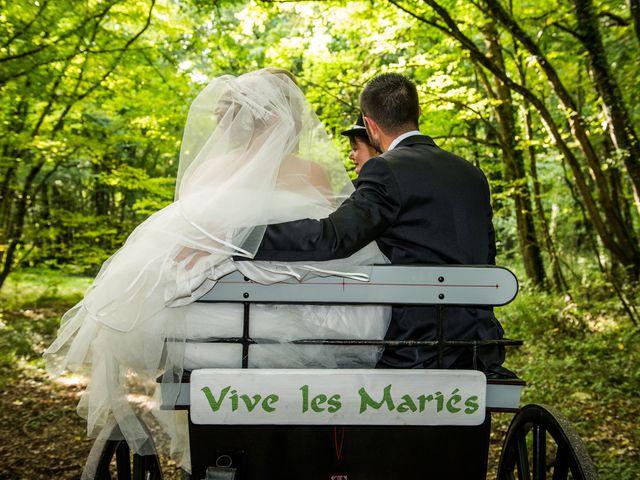 Le mariage de Charlène et Grégory à Chauvigny, Vienne 25