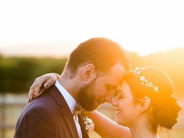 Le mariage de Jean Baptiste  et Caroline  à Saint-Maximin-la-Sainte-Baume, Var 5