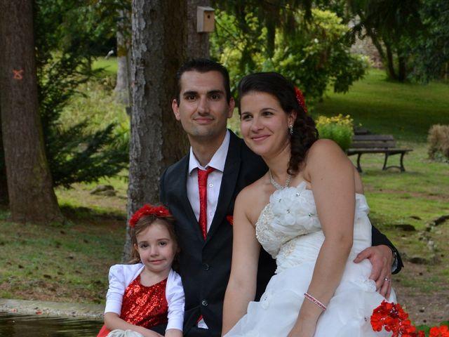 Le mariage de Aurélien et Catheline à La Falaise, Yvelines 4