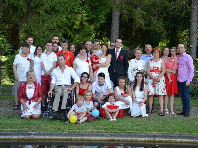 Le mariage de Aurélien et Catheline à La Falaise, Yvelines 5
