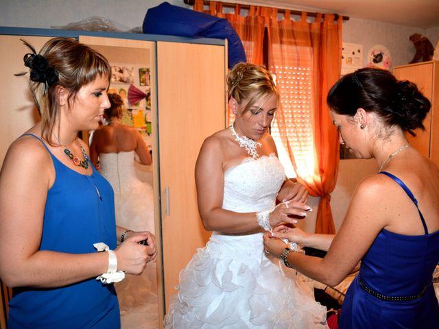 Le mariage de Xavier et Nathalie à Saint-Vincent-de-Paul, Landes 1