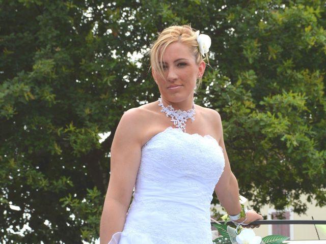 Le mariage de Xavier et Nathalie à Saint-Vincent-de-Paul, Landes 8
