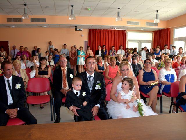 Le mariage de Xavier et Nathalie à Saint-Vincent-de-Paul, Landes 11