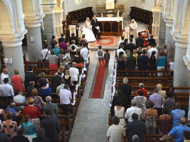 Le mariage de Xavier et Nathalie à Saint-Vincent-de-Paul, Landes 18