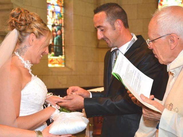 Le mariage de Xavier et Nathalie à Saint-Vincent-de-Paul, Landes 19