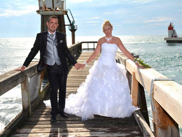 Le mariage de Xavier et Nathalie à Saint-Vincent-de-Paul, Landes 32