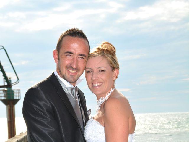 Le mariage de Xavier et Nathalie à Saint-Vincent-de-Paul, Landes 33