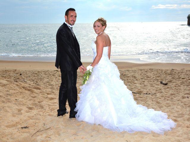 Le mariage de Xavier et Nathalie à Saint-Vincent-de-Paul, Landes 34