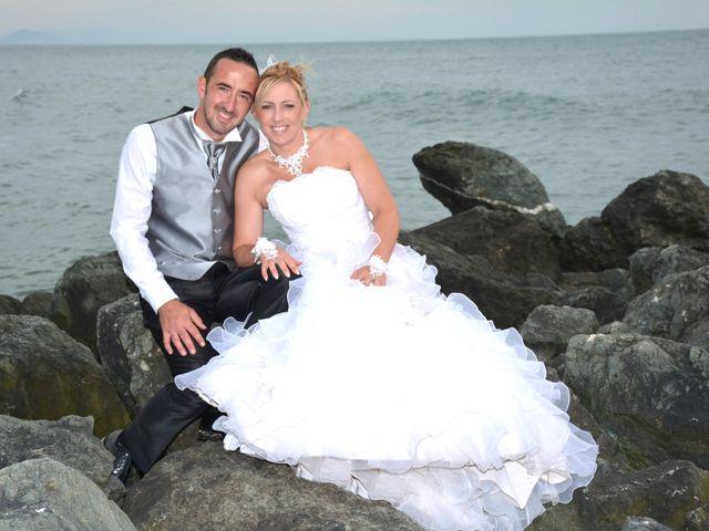 Le mariage de Xavier et Nathalie à Saint-Vincent-de-Paul, Landes 35