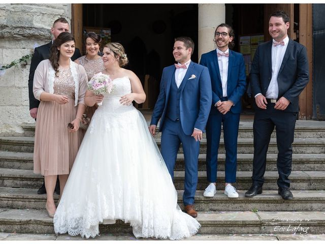 Le mariage de Guillaume  et Anais à Castelsarrasin, Tarn-et-Garonne 10