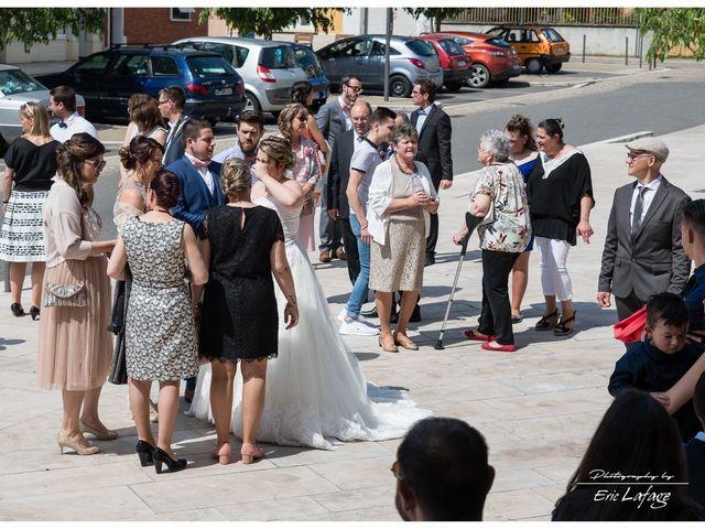 Le mariage de Guillaume  et Anais à Castelsarrasin, Tarn-et-Garonne 21