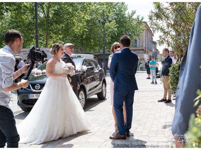 Le mariage de Guillaume  et Anais à Castelsarrasin, Tarn-et-Garonne 24
