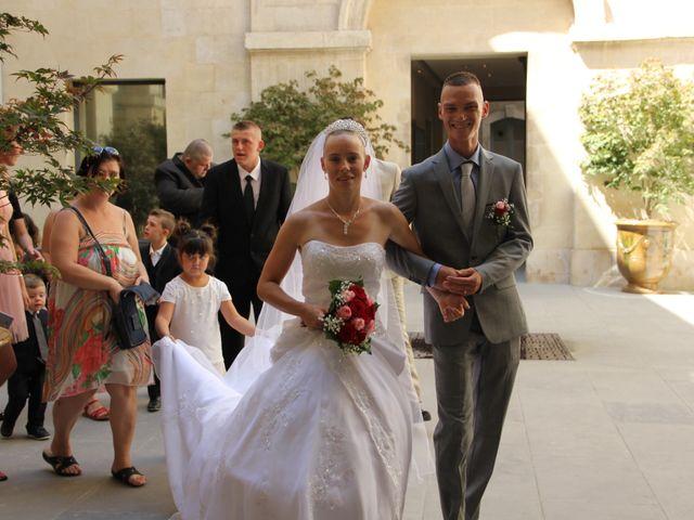 Le mariage de Balazs et Emmanuelle et Thierry à Nîmes, Gard 1
