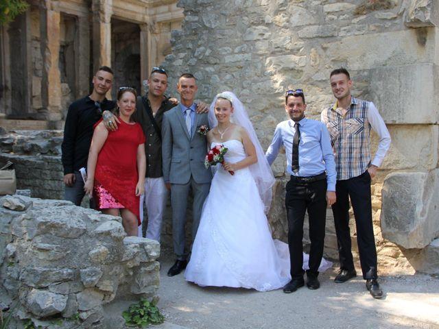 Le mariage de Balazs et Emmanuelle et Thierry à Nîmes, Gard 6