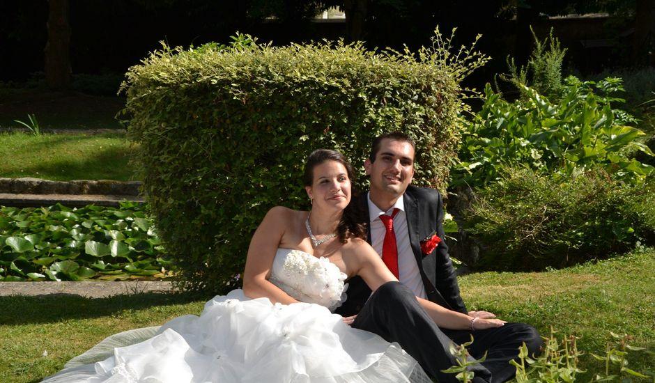 Le mariage de Aurélien et Catheline à La Falaise, Yvelines