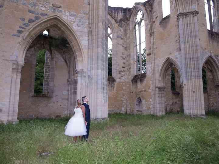 Le mariage de Annaelle et Mathieu